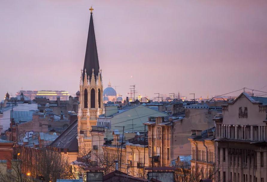 Лютеранская церковь Святого Михаила: адрес, год постройки, архитектор